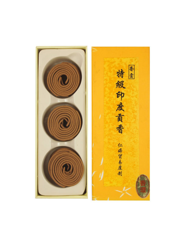 1hr Premium India Sandalwood Coil I WEB