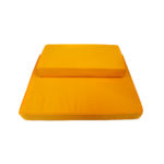 2-Pieces Meditation Cushion in Yellow II
