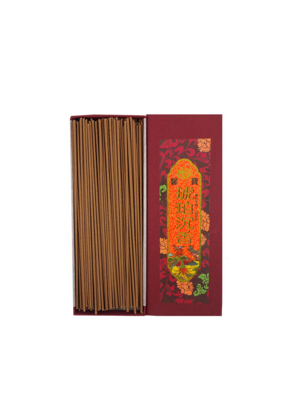 Amber Agarwood Incense Sticks (35mins) I