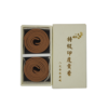 Ba Ding Premium India Sandalwood Incense Coils (1hr) I