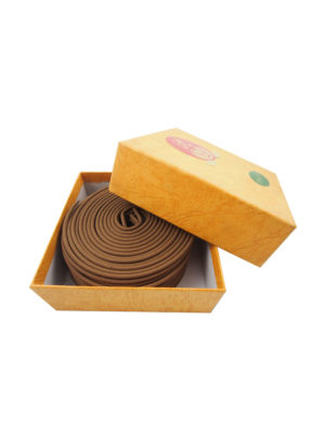 Bodhi Huai'An Agarwood Incense Coils (8hrs) II