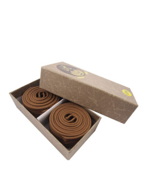 Bodhi Huai'An Light Agarwood Incense Coils (2hrs) II