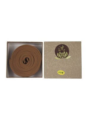 Bodhi Huai'An Light Agarwood Incense Coils (8hrs) I