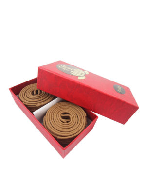 Bodhi India Sandalwood Incense Coils (2hr) II