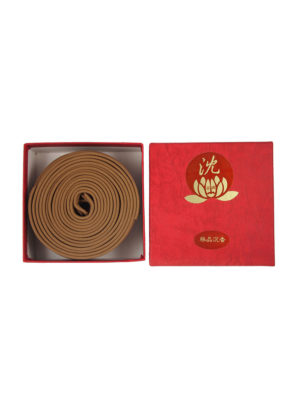 Bodhi Premium Agarwood Incense Coils (8hrs) I
