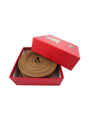 Bodhi Premium Agarwood Incense Coils (8hrs) II