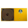 Bodhi Top Grade India Sandalwood Incense Coils (24hrs) I