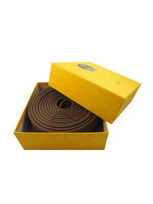 Bodhi Top Grade India Sandalwood Incense Coils (24hrs) II