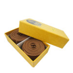 Bodhi Top Grade India Sandalwood Incense Coils (2hrs) II