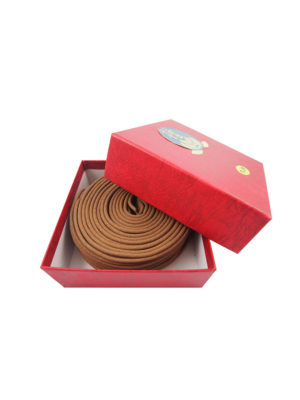 Bodhi Top Grade India Sandalwood Incense Coils (8hrs) II