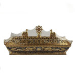 Ashtamangala Double Dragon Incense Sticks Burner I