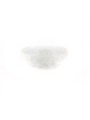 Crystal Standing Incense Stick Burner in White I