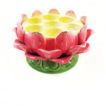Lotus-shaped Seven Candles Holder 2