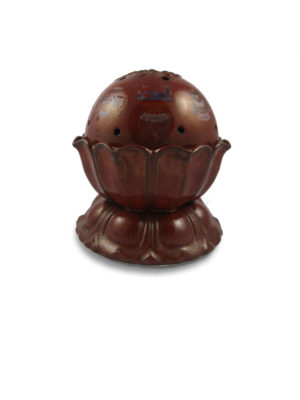 Nine Luminaries Incense Burner in Light Brown I