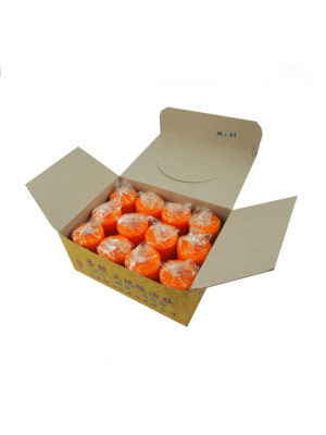 Shortening Candle in Orange (Box)