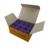 Tealight Shortening Candle in Purple (Box)