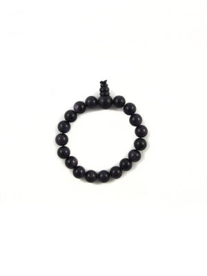 Blue Sandstone Bracelet (10mm)