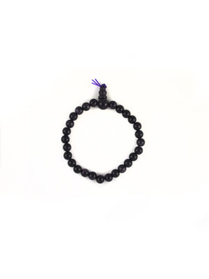 Blue Sandstone Bracelet (6mm) 1