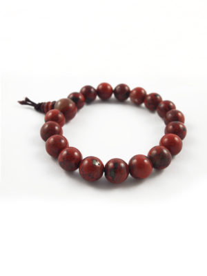 Brecciated Jasper Bracelet (10mm) 2