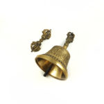Copper Vajra & Bell Set (Big) 3