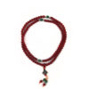 Red Agate Mala 108 Beads (6mm) 1