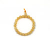 Yellow Agate Bracelet (8mm) 1
