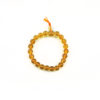 Yellow Crystal Bracelet (8mm) 1