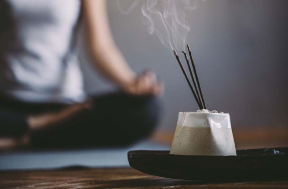 yoga incense
