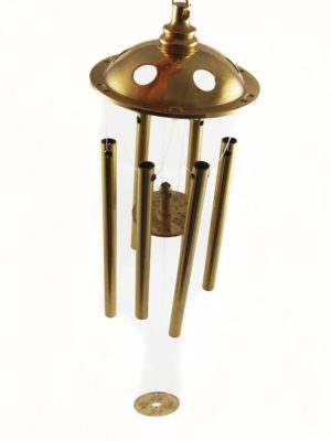 Metal-Wind-Chime-in-Gold-2