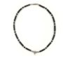 Coconut-Shell-One-Hook-Amulet-Necklace-with-Silver-Beads-51.5cm-1