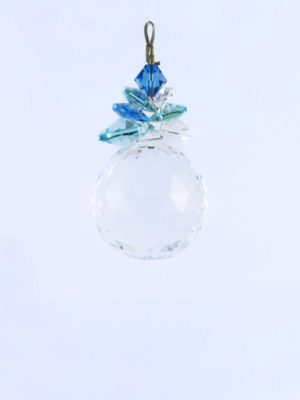Swarovski-Crystal-Ball-Suncatcher-30mm-with-Blue-Hearts-1