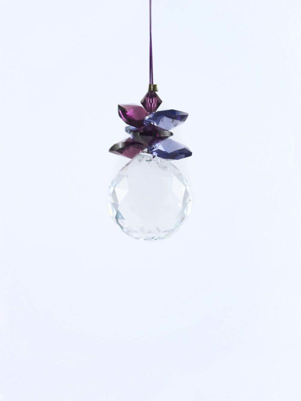 Swarovski-Crystal-Suncatcher-20mm-with-Purple-Hearts-1