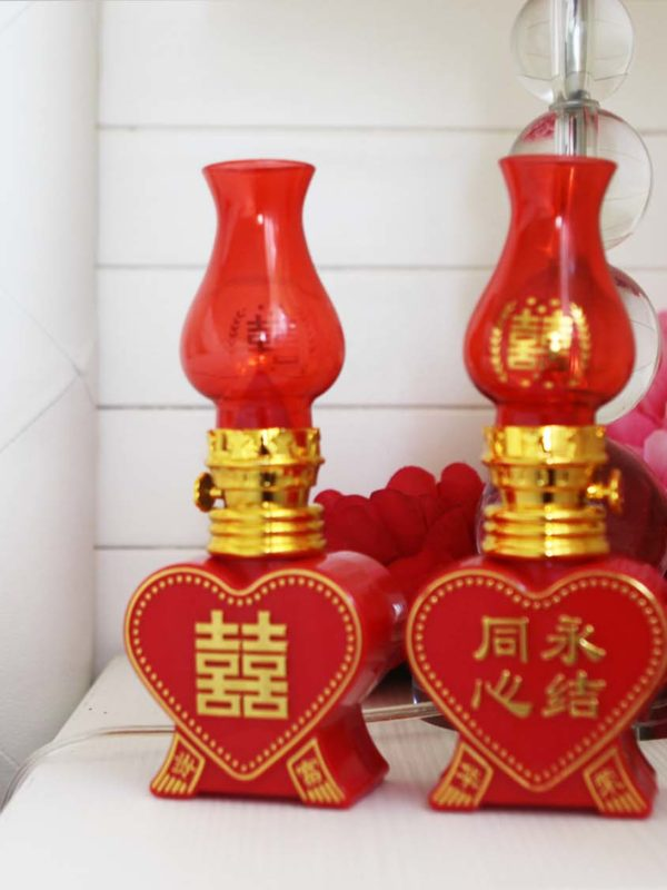 Blissful Marriage Night Lamp 2