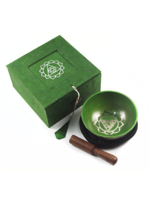 Chakra Singing Bowl - Heart 2