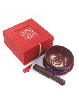 Chakra Singing Bowl - Root 2
