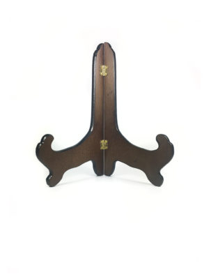 Three-legged Wooden Stand (10 inches) 1