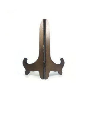 Three-legged Wooden Stand (10 inches) 2