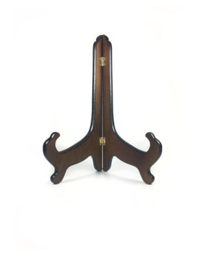 Three-legged Wooden Stand (12 inches) 1