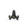 Three-legged Wooden Stand (4 inches) 1