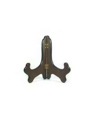 Three-legged Wooden Stand (7 inches) 1