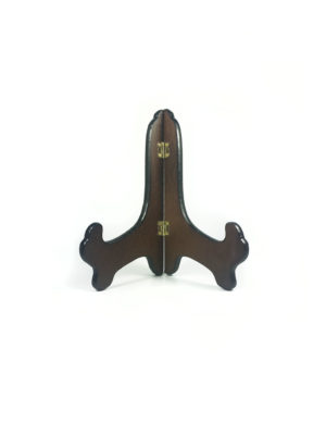 Three-legged Wooden Stand (8 inches) 1