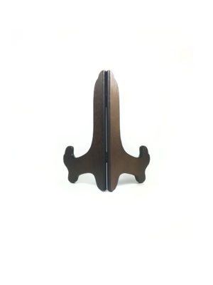 Three-legged Wooden Stand (8 inches) 2