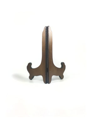 Three-legged Wooden Stand (9 inches) 2
