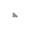 Stainless Steel Ridged Screw Clasp with Hook 1