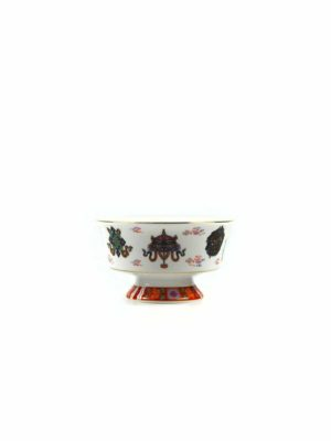 Eight Auspicious Symbols Offering Cup 1