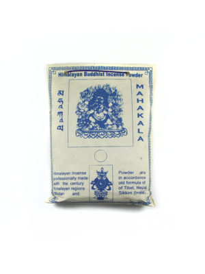 Mahakala Himalayan Buddhist Incense Powder