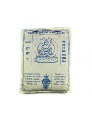 Medicine Buddha Himalayan Buddhist Incense Powder