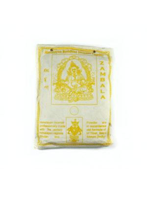 Zambala Himalayan Buddhist Incense Powder