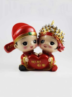 Chinese Wedding Dolls (Tian Tian Mi Mi) 1