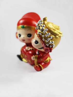 Chinese Wedding Dolls (Tian Tian Mi Mi) 2